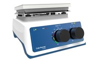 Heat and stir safely with new Cole-Parmer Stuart Undergrad Hotplates
