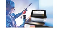 Sartorius Stedim Biotech launches new Sartocheck 5 Plus filter tester