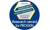 PROGEN Receives Research Award