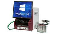 Distek Opt-Diss fiber optic dissolution system  now shipping with Windows 10