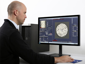 Image analysis with ZEISS OptiRecon