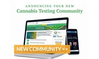Check out SelectScience's new Cannabis Testing community