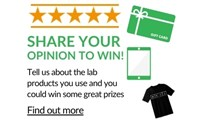 Win big with SelectScience by sharing your opinion on laboratory products!