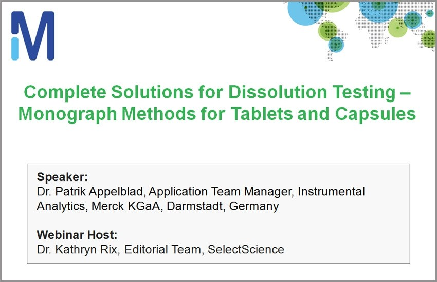 webinar-highlights-complete-solutions-for-dissolution-testing--monograph-methods-for-tablets-and-capsules