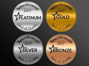 SelectScience Seals of Quality Recognize Best Lab Products