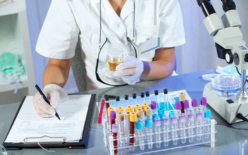 an analysis of the clinical chemistry test in medicine Laboratory tests help doctors determine what is going on within your body (national library of medicine) also in spanish laboratory tests (food and drug administration) (american association for clinical chemistry) coping with test pain, discomfort.