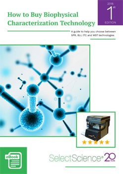 Download the SelectScience How to Buy Biophysical Characterization Technology eBook