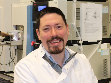 Dr. Ed Emmott, founder of The Emmott lab, Department of Biochemistry and Systems Biology, University of Liverpool