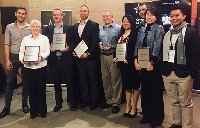 The Life Sciences Scientists' Choice Awards winners