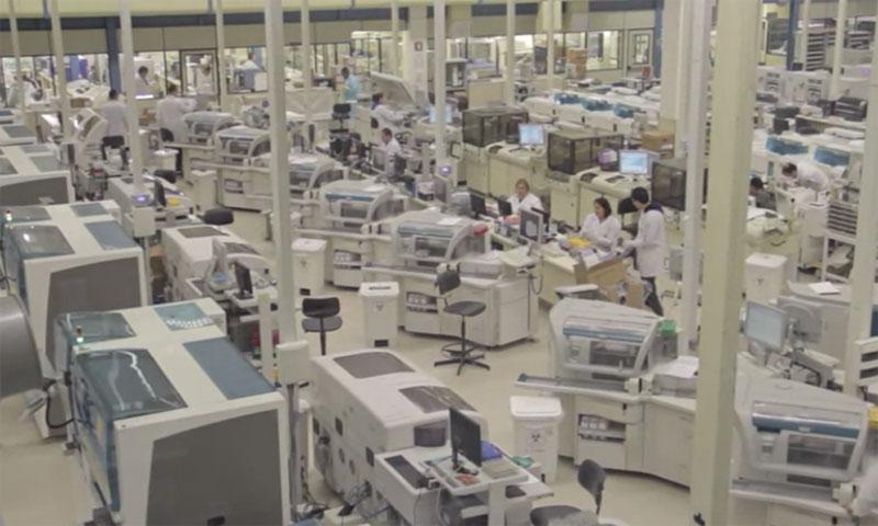 Science lab procedures