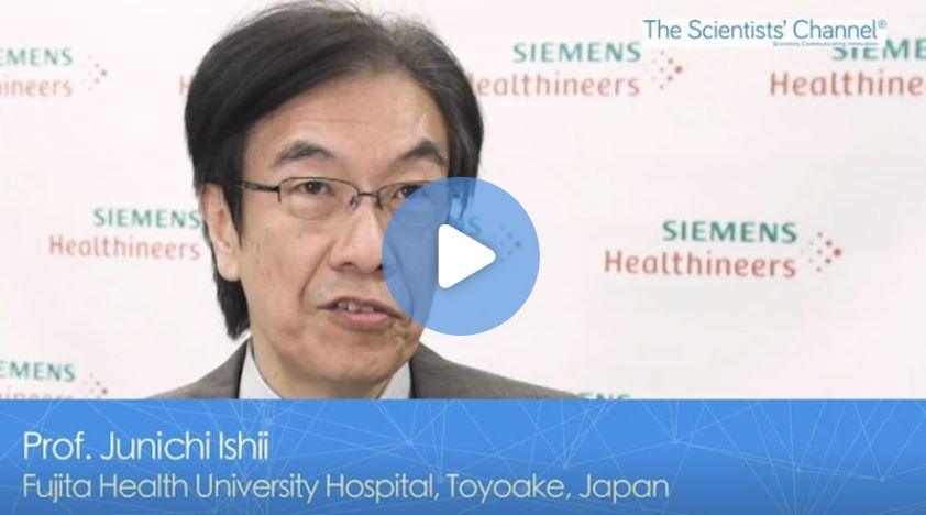 Prof. Junichi Ishii from Fujita Health University Hospital is the star of a new video on The Scientists' Channel