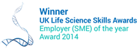 Life Science employer of the year award