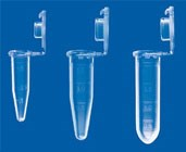 Safe-Lock micro test tubes