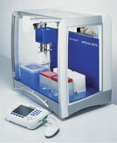 epMotion automated pipetting by Eppendorf product image