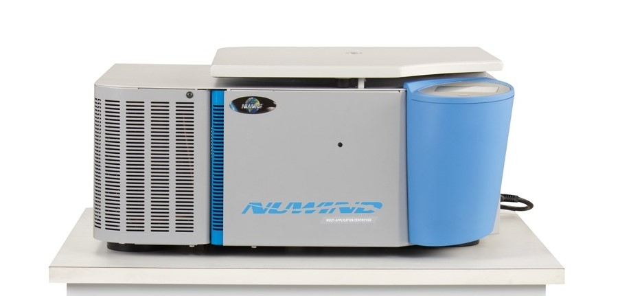 NuWind Multi-Application Bench Top Refrigerated Centrifuge by NuAire, Inc. thumbnail