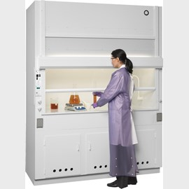 Polypropylene FumeGard 156 Vertical Laminar Airflow Fume Hood by NuAire, Inc. product image