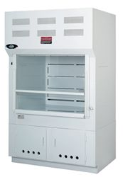 Polypropylene FumeGard 164 By-Pass Fume Hood by NuAire, Inc. thumbnail