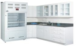 Polypropylene Casework by NuAire, Inc. product image