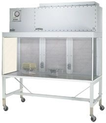 LabGard NU-603 Reverse Flow Safety Workstation by NuAire, Inc. product image