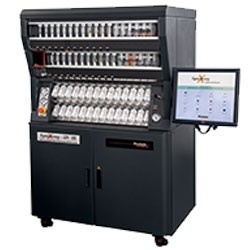 Symphony X multiplex peptide synthesizer by Gyros Protein Technologies product image