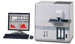SC-144DR Analyzer by LECO Corp. product image
