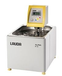 LAUDA Alpha heating and cooling thermostats by LAUDA DR. R. WOBSER GMBH & CO. KG product image