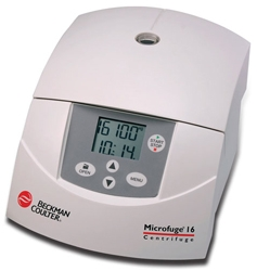 Microfuge 16 Series Benchtop Centrifuge by Beckman Coulter thumbnail