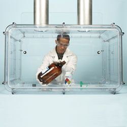 Scienceware® Clear View Fume Hoods by Bel-Art Products thumbnail