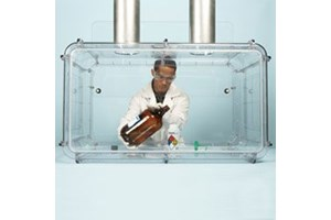 Scienceware® Clear View Fume Hoods