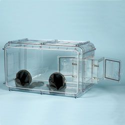 Scienceware® Clear View Glove Boxes by Bel-Art Products thumbnail