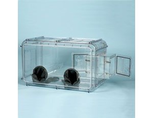 Scienceware® Clear View Glove Boxes