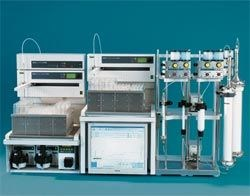 Sepacore Flash Chromatography System