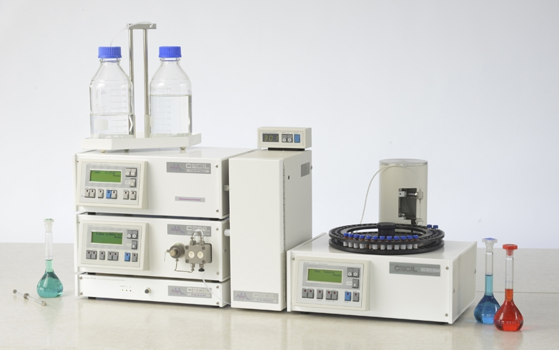 Electrochemical Detection, Adept HPLC System by Cecil Instruments Limited thumbnail