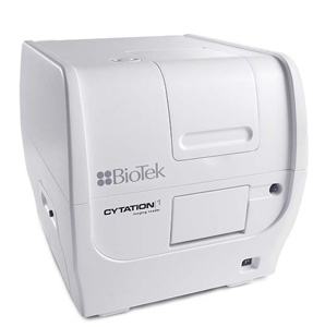 Cytation 1 Cell Imaging Multi-Mode Reader by BioTek Instruments, Inc. thumbnail