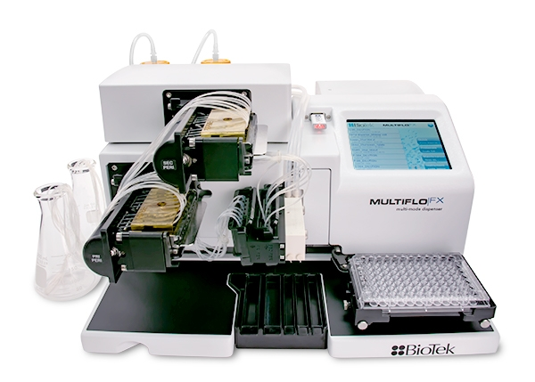 MultiFlo™ FX Multi-Mode Dispenser by BioTek Instruments, Inc. thumbnail