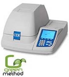 SMART Turbo Microwave Moisture/Solids Analyzer by CEM Corp. product image