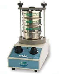M100 laboratory sieve shaker by Endecotts Ltd thumbnail