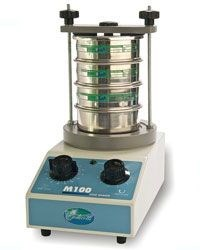 M100 laboratory sieve shaker by Endecotts Ltd product image