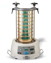 Octagon D200 digital sieve shaker by Endecotts Ltd thumbnail