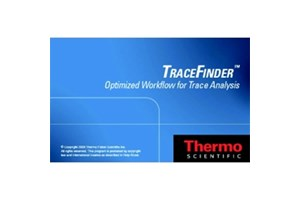 Thermo Scientific TraceFinder™ Software