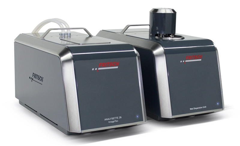 Particle Sizer ANALYSETTE 28 ImageTec by Fritsch GmbH - Milling and Sizing thumbnail