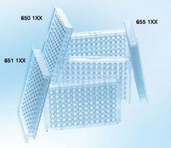 96 Well Polystyrene Cell Culture Microplates