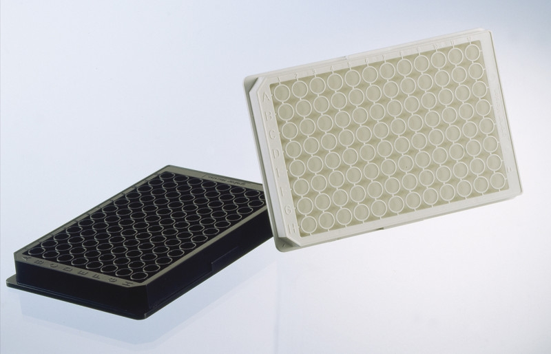 96 Well CELLSTAR® Cell Culture Microplates by Greiner Bio-One GmbH thumbnail