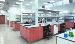 Laboratory Casework Systems