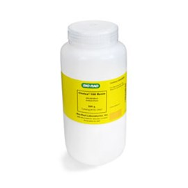 Chelex® 100 Chelating Resin, analytical grade, 200–400 mesh, sodium form, 500 g by Bio-Rad product image