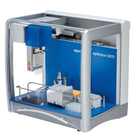 epMotion 5070 by Eppendorf product image