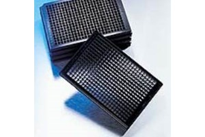 384-Well, Black, Clear Bottom, Ultra-Low Attachment Microplate - 3827