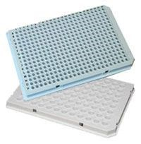 Axygen® 96-well Polypropylene PCR Microplate Compatible with Roche Light Cycler 480, without Sealing Film, White, Nonsterile by Corning Life Sciences product image