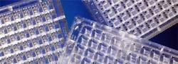 96 Well Next Generation CrystalEX™ Microplates – Optimized for High Throughput Sitting Drop Protein Crystallization by Corning Life Sciences product image