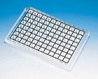 Flexible-96, Clear 96-well Flexible PET Microplate, round bottom by PerkinElmer, Inc.  thumbnail